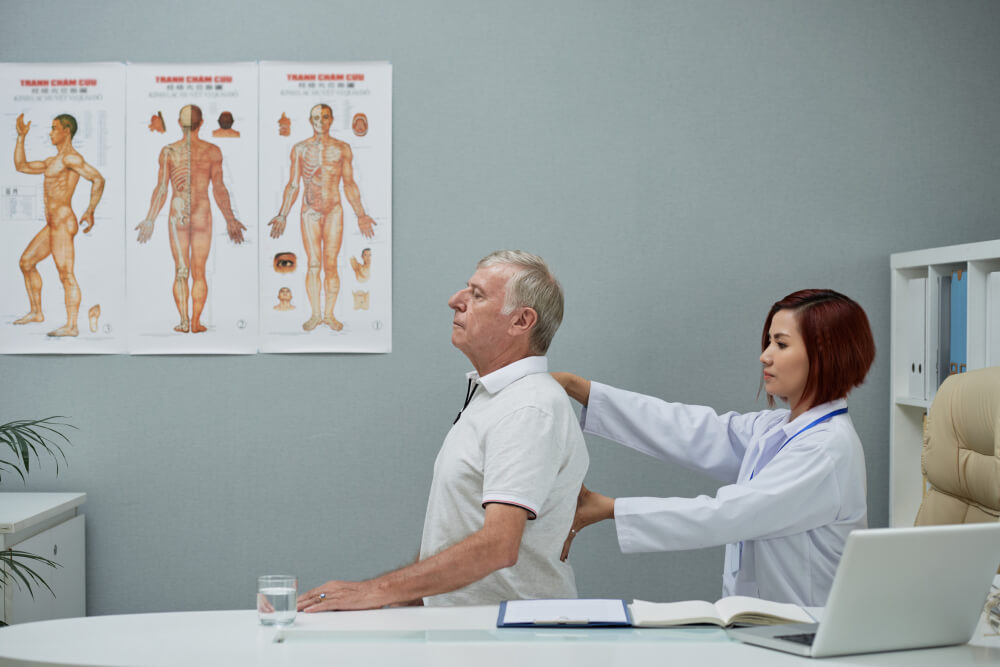 how long should i go to chiropractor after accident